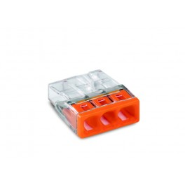 złączka WAGO 3x0,5-2,5 mm2